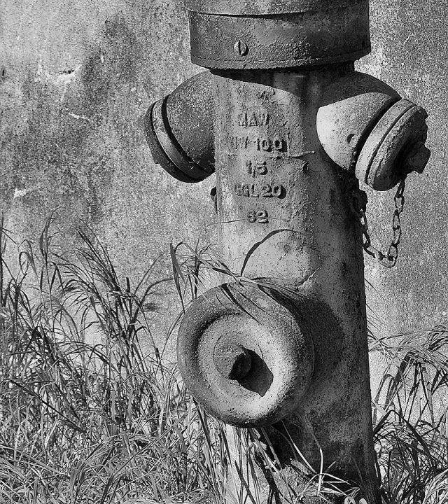 hydrant, old, historically
